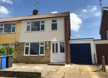 Thumbnail 3 bed property to rent in Congreve Road, Ipswich, Suffolk