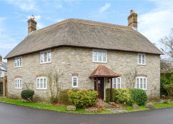 Thumbnail 4 bed detached house for sale in East Farm Lane, Owermoigne, Dorchester, Dorset
