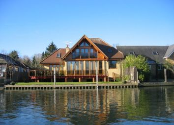 Thumbnail 3 bed detached house for sale in Riverside, Staines