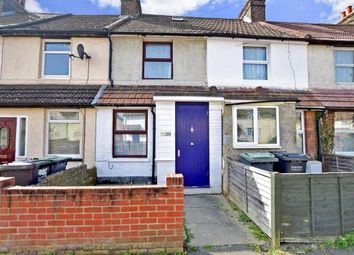 Thumbnail 2 bed terraced house for sale in Nelson Avenue, Tonbridge, Kent