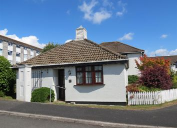 Thumbnail 2 bed detached bungalow for sale in Chisholme Close, St Austell, St. Austell