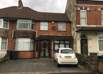 Thumbnail 4 bed semi-detached house to rent in Kingsley Court, Church Road, Yardley, Birmingham