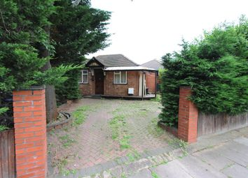 Thumbnail Detached bungalow for sale in Minterne Avenue, Southall