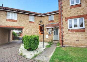 Thumbnail 2 bed terraced house for sale in Wilson Road, Hadleigh, Ipswich