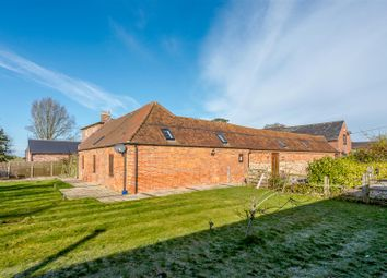 Thumbnail 4 bed barn conversion for sale in Kilsby, Rugby, Northamptonshire