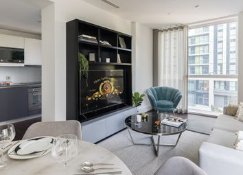 Thumbnail 3 bed flat for sale in Lighterman's Road, Canary Wharf