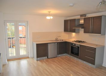 Thumbnail 2 bedroom flat for sale in Alwyn Court, Redhouse, Swindon