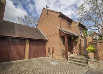 Thumbnail 4 bed link-detached house for sale in Walnut Tree Court, Red Cross Road, Goring On Thames, Reading