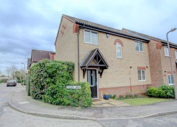 Thumbnail 2 bed end terrace house for sale in Tyler Way, Brentwood