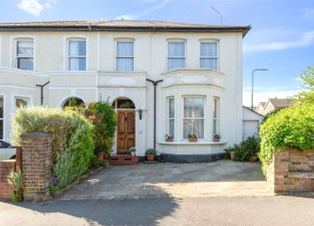 Thumbnail 5 bed semi-detached house for sale in Ross Road, Wallington