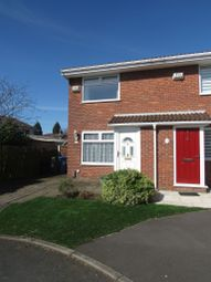 Thumbnail 2 bed semi-detached house for sale in Pipit Close, Audenshaw, Manchester