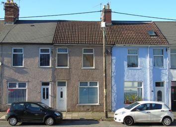 Thumbnail 3 bed terraced house for sale in Bridge Street, Penarth