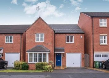 Thumbnail 5 bedroom detached house for sale in Ragstone Close, Walsall