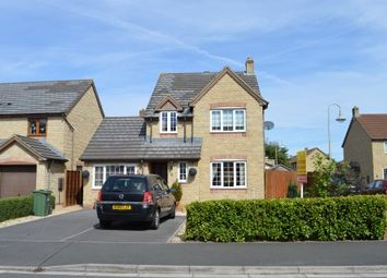 Thumbnail 3 bedroom detached house for sale in The Badgers, St. Georges, Weston-Super-Mare