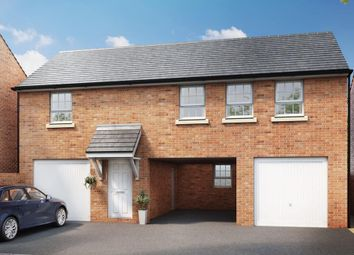 "Thumbnail 1 bedroom flat for sale in ""Aylsham"" at Beggars Lane, Leicester Forest East, Leicester"