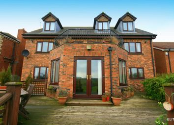 Thumbnail 6 bed detached house for sale in Hartbushes, Station Town, Wingate