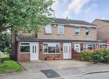 Thumbnail 4 bed semi-detached house for sale in Kingsdown Road, Burntwood