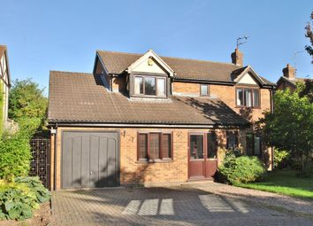 Thumbnail 4 bed detached house to rent in Hallfields, Edwalton