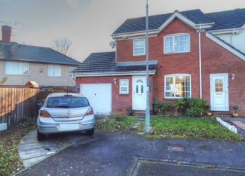 Thumbnail 3 bed end terrace house for sale in Victoria Mews, Blyth