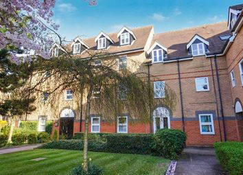 Thumbnail 2 bedroom flat for sale in Mitre Court, Railway Street, Hertford