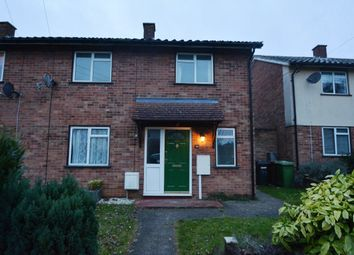 Thumbnail 2 bed property to rent in Maltby Close, Wittering, Peterborough