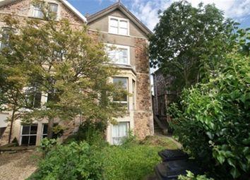 Thumbnail 2 bed flat to rent in Elliston Road, Redland, Bristol