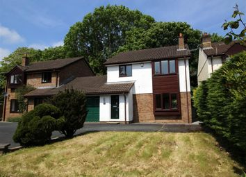Thumbnail 3 bed link-detached house for sale in Longbridge Road, Plymouth