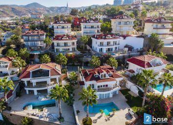 Thumbnail 4 bed villa for sale in Alanya Kargicak, Antalya, Turkey