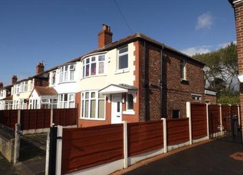 Thumbnail 3 bed semi-detached house for sale in Mornington Crescent, Manchester, Greater Manchester