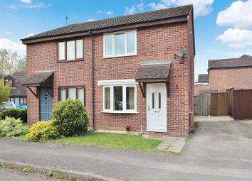 Thumbnail 2 bed semi-detached house for sale in Clarendon Close, Abingdon