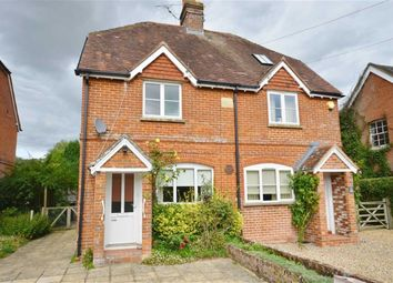 Thumbnail 3 bed semi-detached house for sale in Lower Froyle, Alton