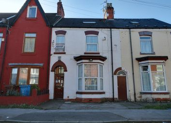 Thumbnail 3 bedroom terraced house for sale in Jalland Street, Hull