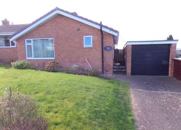 2 bed semi-detached bungalow for sale in The Marles, Exmouth EX8