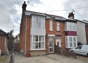 Thumbnail 3 bed semi-detached house for sale in Vista Road, Clacton-On-Sea