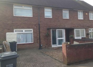 Thumbnail 4 bedroom semi-detached house to rent in South Drift Way, Luton