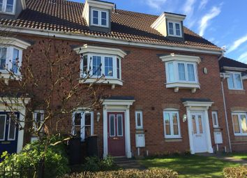 Thumbnail 3 bed terraced house to rent in Waggestaff Drive, Nuneaton, Warwickshire