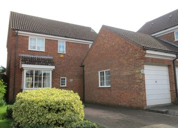 Thumbnail 3 bed detached house for sale in The Paddocks, Potton