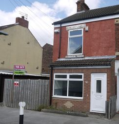 Thumbnail 2 bed end terrace house to rent in Rosmead Street, Hull
