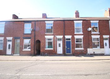 Thumbnail 2 bed terraced house for sale in Melbourne Road, North West Leicestershire, Leicestershire