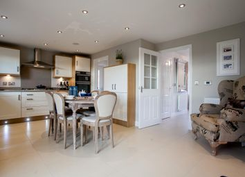 "Thumbnail 5 bed detached house for sale in ""Flaxman House"" at Wedgwood Drive, Barlaston, Stoke-On-Trent"