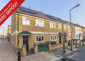 Thumbnail 3 bedroom end terrace house to rent in Armitage Road, Greenwich, London