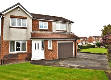 Thumbnail 4 bed detached house for sale in Sycamore Road, Maryport