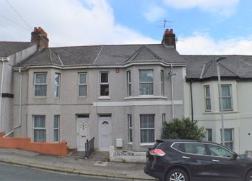 Thumbnail 4 bed terraced house to rent in Mostyn Avenue, Plymouth