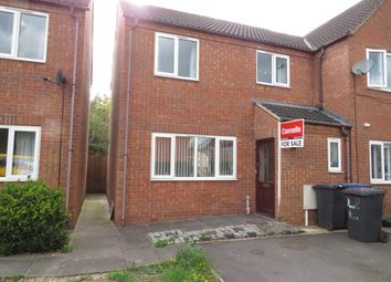 3 bed semi-detached house for sale in Greenhill Drive, Barwell, Leicester LE9