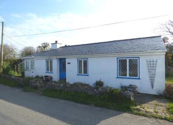 Thumbnail 2 bedroom detached house for sale in Bryngwran, Holyhead, Sir Ynys Mon