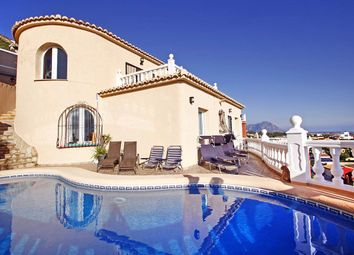 Thumbnail 5 bed villa for sale in Cumbre Del Sol, Alicante, Spain