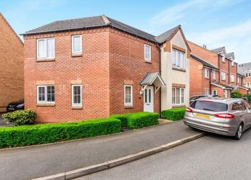 Thumbnail 4 bed link-detached house for sale in Eagleworks Drive, Walsall, West Midlands