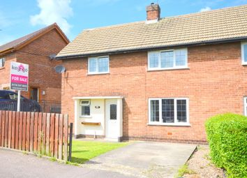Thumbnail 3 bed semi-detached house for sale in Beech Crescent, Eckington, Sheffield