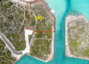 Thumbnail Land for sale in Hawksbill Marina, Turtle Tail Drive, Providenciales, Turks & Caicos