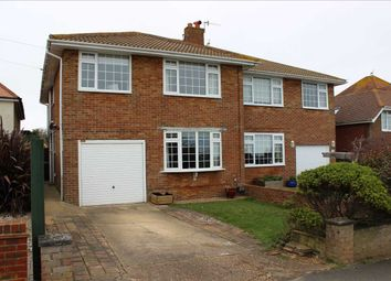 4 bed semi-detached house for sale in Springfield Avenue, Telscombe Cliffs, Peacehaven BN10